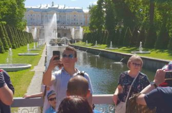 St Petersburg Private Guide for a Walking Tour