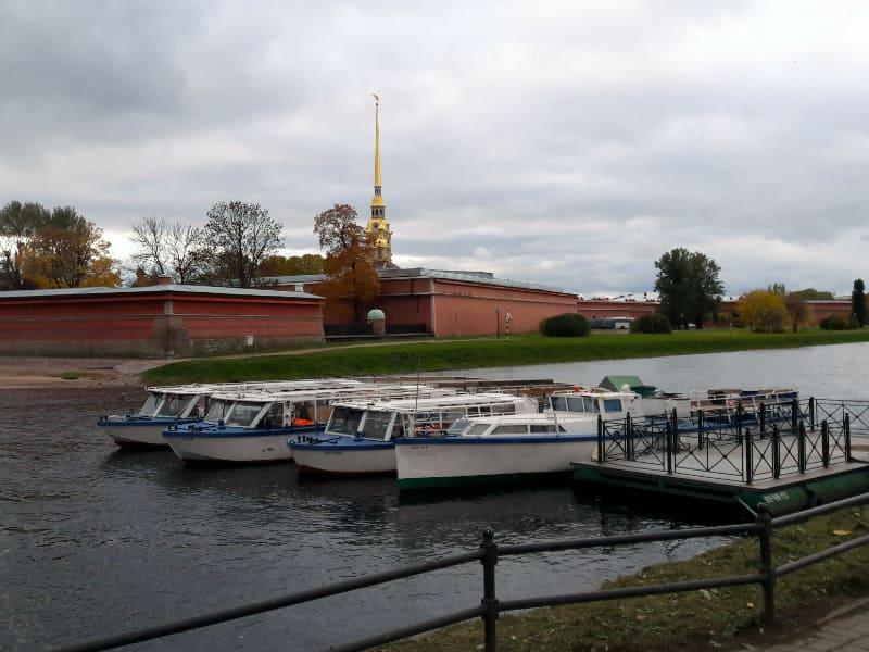 Public Boat Tours in St Petersburg