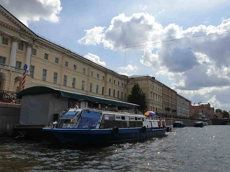 petersburg public canal trips
